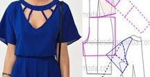 DIY wardrobe / Ideas para hacer mi propia ropa // Ideas for making my own clothe