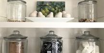 organization / Organization for pantries, garages, closets and every room in the house