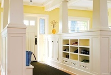 Stair & Front Entry / by Aimee Oliphint