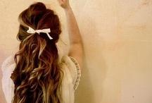 Hair Styles / by Angela Lynn