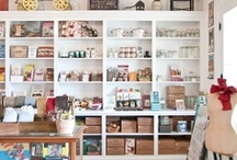 Craft Spaces / by Angela Lynn