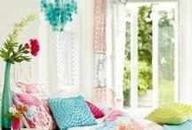 Bedrooms / by Angela Lynn