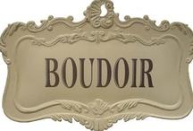Boudoir / by Zoë