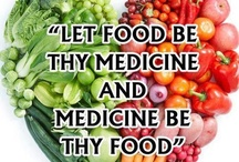 """All Things Vegetarian / """"When diet is wrong, medicine is of no use. When diet is correct, medicine is of no need.""""               - Ancient Ayurvedic Proverb"""