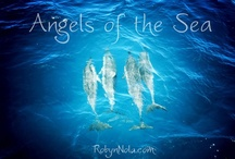 For the love of the ocean ♥ / The sea is calling me. ♥