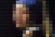 Pixels / by Natasha Jen