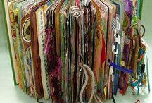 Scrapbooking and Art Journaling / I love creating scrapbooks, collages and journaling.  They are all interrelated!