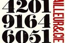 Typography / by Natasha Jen