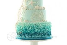 Wedding cake / お気に入り / by Ritsuko