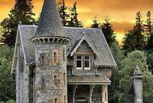 Fantastical Mystical Dwellings