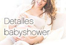 Detalles babyshower / Dale una bienvenida al nuevo bebé con estos lindos detalles de #Curiosities.