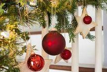 Christmas Decor  / by Sherri Peddicord