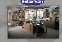 GraniteWorktops / http://www.worktopfactory.com/Materials/GraniteWorktops/tabid/1247/Default.aspx  Good granite worktops, well-selected and professionally installed can give almost any home that luxurious, glossy home-magazine look. Granite just screams class, sophistication and sheer, natural beauty. There is something raw and timeless about having a big slab of rock