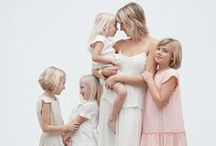 family posing inspiration