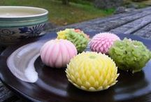 Japanese sweets / by Ritsuko
