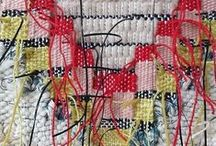 Embroidered & knitted