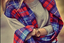 cold weather chic / by Lucy Hull