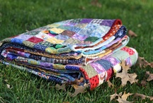 Quilting - Patchwork Plus / by Melissa Jacob