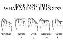 Geneology / Find out who you are through your family heritage!