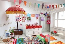 Kids Room and Playrooms / by Zoë