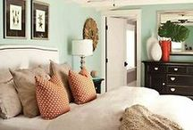 Master/guest rooms
