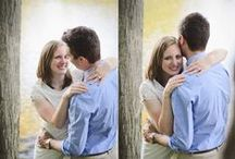 engagement + love by abi