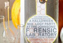 Crime Lab Party / by Katrina Holden