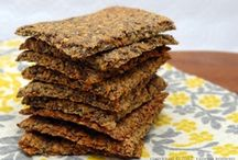 Paleo Chips and Crackers / by Dorita