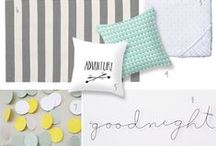 To Decorate the Nursery / The baby's room / by Jenn