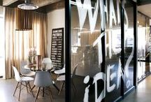 Workspaces / Creative office spaces
