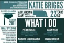 Resume Madness / Collection of resumes for design inspiration.