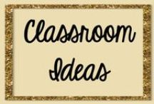 Classroom Ideas / This board is for pins devoted to ideas for the classroom! If you would like to be added as a collaborator email me at jessicabarnettresources@gmail.com.