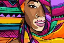Art Prints and Canvas Art / Carnivour Creates Artwork. Art Prevails!