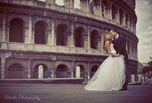 """An Italian Wedding: """"La Grande Bellezza"""" / Italian Style Wedding Mood Board"""
