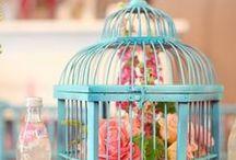Weddings~Love Birds / For Tyler Michaels and Lauren Bell