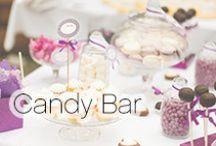 Candy Bar / Te damos las mejores ideas para que tu #CandyBar se vea increíble.