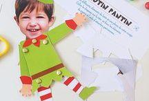 Activités et bricolages de Noël avec les enfants / Momes vous accompagne pour préparer la décoration de la maison, de délicieuses recettes, des coloriages pour attendre le Père Noël, des contes, des chants, des idées bricolages et d'activités. Sapin, guirlandes, boules, petits gâteaux, nous n'avons rien oublié pour que le soir du 24 décembre tout soit prêt pour la venue du gros monsieur en rouge. Le plus beaux Noël des enfants est ici, passez un joyeux Noël en famille avec Momes.