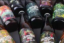 Beer labels / Lager, Pilsner, IPA, APA, Ale, Saison, Porter, Stout etc.