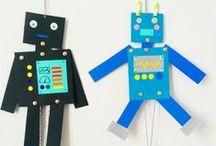 Jeux et jouets à fabriquer / Des DIY super chouette pour fabriquer des jeux et des jouets incroyables pour vos enfants