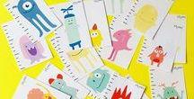 Jeux à imprimer / Des tonnes de jeux à imprimer pour apprendre et s'amuser.