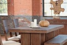 The Dining Room / All things for the dining room from linens, furniture, serving dishes and decorative pieces.