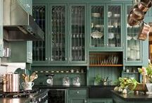 The Kitchen / Ideas for the kitchen.