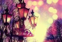 Favorite Places  / by Paulina Kot
