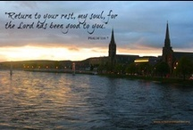 Inspirational Photography / An outlet for my photography - paired with God's Word.