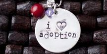 Adoption Resources I Love / Providing books, gifts, software, apps, baby stuff, jewelry, and other resources for your infant adoption journey.