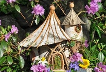Fairy Houses, Doll Houses / by Ellen Hoj