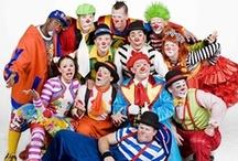 my kind of clowns!