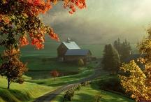 New England ~Home / by Debbie & Chet Sobieski