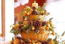 Fall Decorating Ideas / by Matt and Shari
