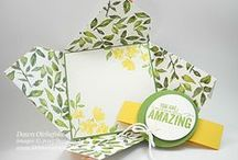 Fun Fold Cards / by DOstamping With Dawn